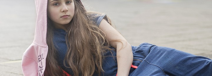 Modellensessie Dewi