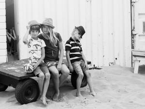 Familie Noordwijk aan zee